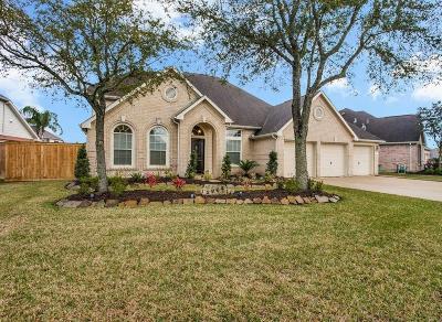 League City Single Family Home For Sale: 2964 Golden Cape Drive