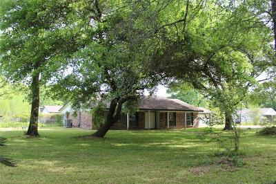 Huffman Single Family Home For Sale: 90 Meyer Road