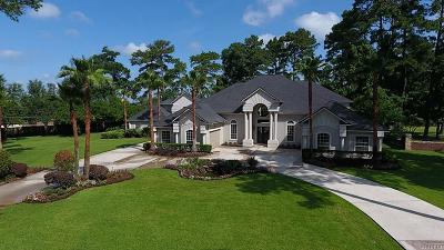 Tomball Single Family Home For Sale: 8630 Haven Woods Way