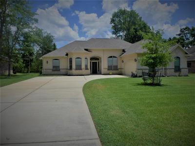 Magnolia Single Family Home For Sale: 814 Garrett Drive