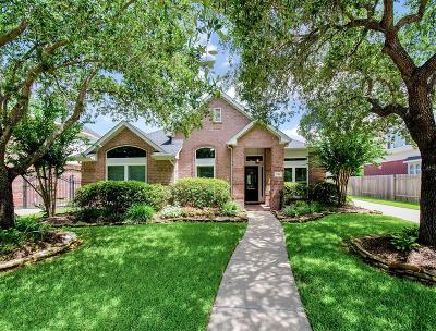 Fort Bend County Single Family Home For Sale: 22410 Sierra Lake Court