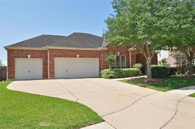 Sugar Land Single Family Home For Sale: 7706 Bayou Green Lane