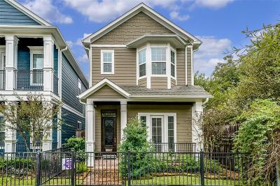 Houston Single Family Home For Sale: 444 W 26th Street