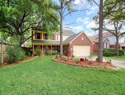 Houston Single Family Home For Sale: 7342 Hazel Cove Drive