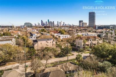 Houston Single Family Home For Sale: 4402 Gibson Street