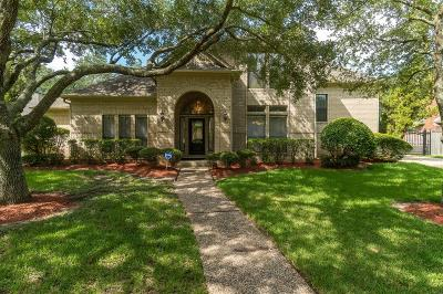 Single Family Home For Sale: 14214 Ridgewood Lake Court