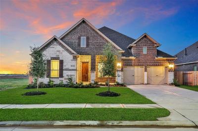 Katy Single Family Home For Sale: 24411 Blairburry Drive