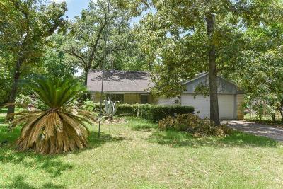 Magnolia Single Family Home For Sale: 26615 N Heaton Lane