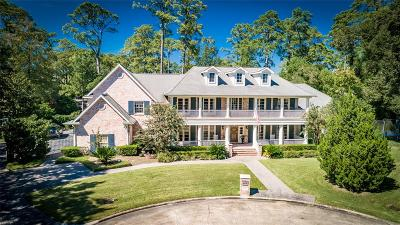 Piney Point Village Single Family Home For Sale: 223 Heritage Oaks Lane