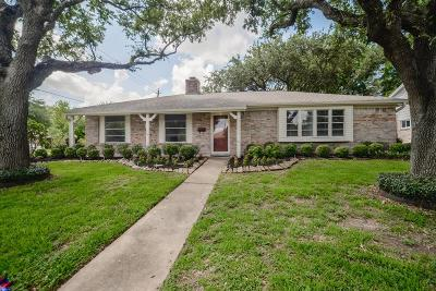Houston Single Family Home For Sale: 8803 Roos Road