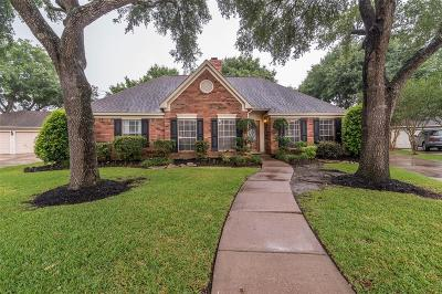 League City Single Family Home For Sale: 2112 Bay Hill Drive