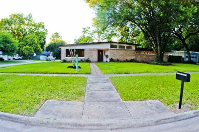 Jersey Village Single Family Home For Sale: 16130 Jersey Drive