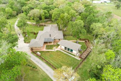 Sweeny Single Family Home For Sale: 9483 County Road 628