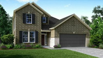 Cypress TX Single Family Home For Sale: $346,844