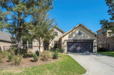 Tomball Single Family Home For Sale: 98 N Braided Branch Drive