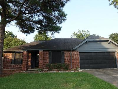 La Porte Single Family Home For Sale: 10917 Linwood Court