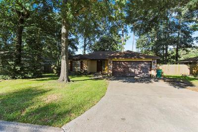 Conroe Single Family Home For Sale: 703 Toby Lane