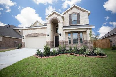 Conroe Single Family Home For Sale: 2385 Old Stone Drive