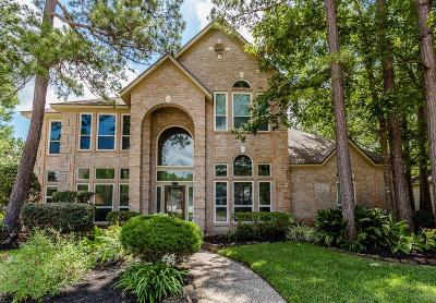 Kingwood Single Family Home For Sale: 6006 Maple Knob Court