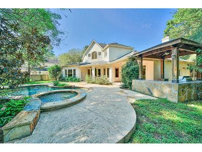 The Woodlands Single Family Home For Sale: 78 Glentrace Circle