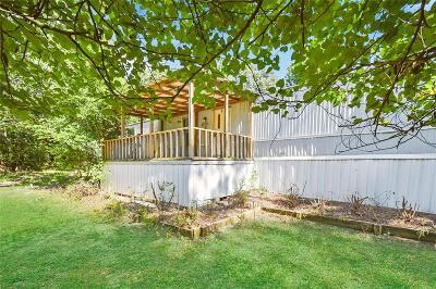 Single Family Home For Sale: 19959 Monk Lane