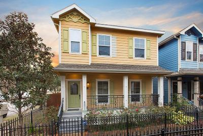 Houston Single Family Home For Sale: 1102 W 18th Street