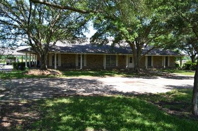 Liberty Single Family Home For Sale: 4742 Fm 1011 Road