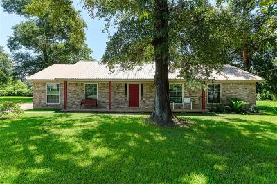 Willis Single Family Home For Sale: 11754 S Ridgeway Drive