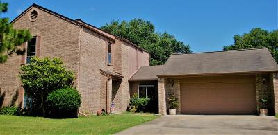 Bay City TX Single Family Home For Sale: $156,900