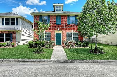 Houston Single Family Home For Sale: 11828 Longwood Garden Way