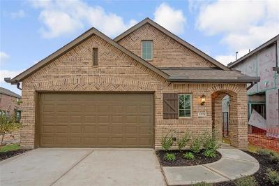 Humble Single Family Home For Sale: 15778 Cairnwell Bend