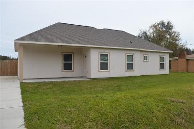 Texas City Single Family Home For Sale: 228 Robertson Street