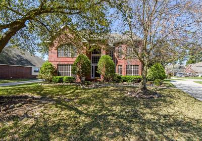 Spring Single Family Home For Sale: 8902 Southleigh Drive