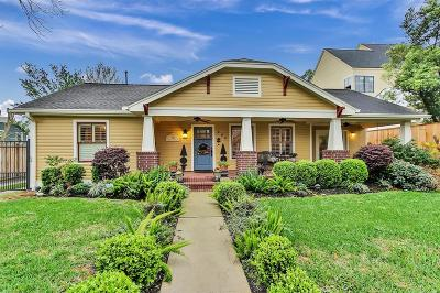 Houston Single Family Home For Sale: 720 E 13th Street