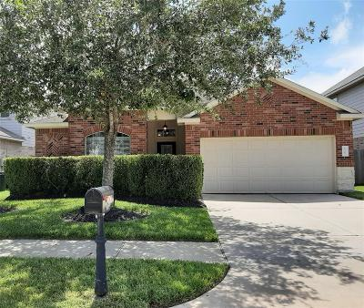 Baytown Single Family Home For Sale: 8307 Littlehip Hawthorn Drive