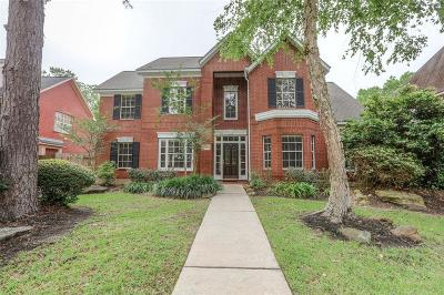 Kingwood Single Family Home For Sale: 3910 Rock Springs Drive