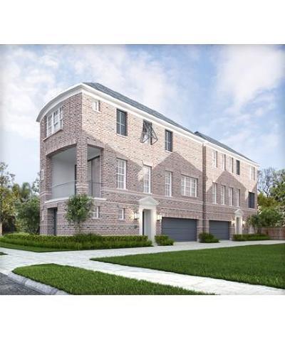 Houston TX Single Family Home For Sale: $450,000