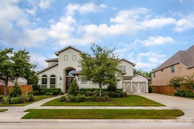 Richmond Single Family Home For Sale: 10610 Comeaux Lane