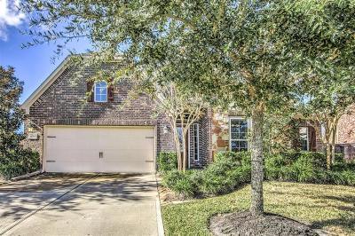 Fulshear Single Family Home For Sale: 6310 Bear Creek