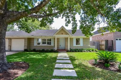 Houston Single Family Home For Sale: 8107 Greenbush Street