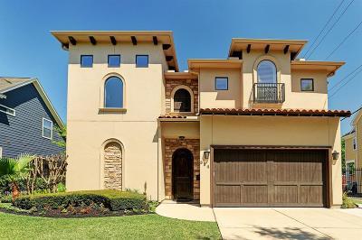 Garden Oaks Single Family Home For Sale: 954 Althea Drive