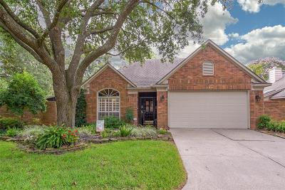 Kingwood Single Family Home For Sale: 4222 Forest Holly Drive