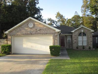 Conroe Single Family Home For Sale: 595 Mosswood Drive