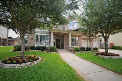 Katy Single Family Home For Sale: 21011 Kelliwood Arbor Lane