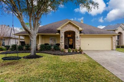 Friendswood Single Family Home For Sale: 1482 Garden Lakes Drive