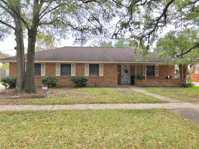 Pasadena Single Family Home For Sale: 2207 San Jacinto Drive