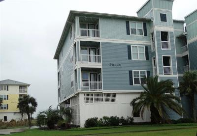 Galveston Condo/Townhouse For Sale: 26320 Cat Trail Drive #301