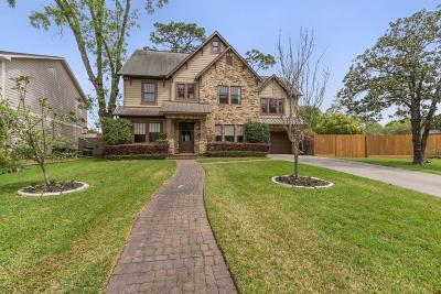 Houston Single Family Home For Sale: 1312 Woodcrest Drive