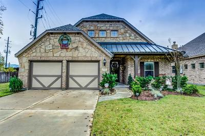 Tomball Single Family Home For Sale: 11503 Lawson Cypress Drive