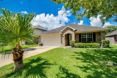 League City TX Single Family Home For Sale: $224,800